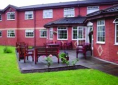 Oaklands Care Home Mansfield Derbyshire