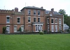 Stanton Hall Care Home Ilkeston Derbyshire
