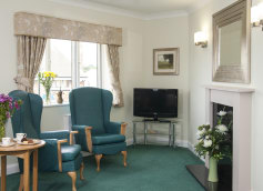 The Lodge (Killamarsh) Care Home, Sheffield, Derbyshire