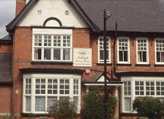 Ashleigh Nursing Home Leicester Leicestershire