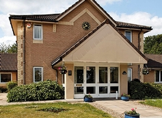 Grey Ferrers Care Home Leicester Leicestershire