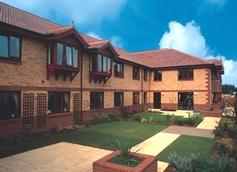 Rockingham Road Market Harborough Nursing Home