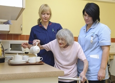 Spinneyfields Specialist Care Centre, Rushden, Northamptonshire