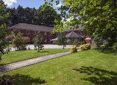 Churchfield Care Home, Mansfield, Nottinghamshire