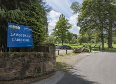 Lawn Park Care Home, Sutton-in-Ashfield, Nottinghamshire