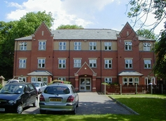 Mansfield Manor Care Home Nottinghamshire