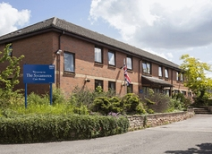 The Sycamore And Poplars Care Home Mansfield Nottinghamshire