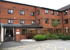 Rose Court Care Home, Radcliffe, Manchester, Greater Manchester