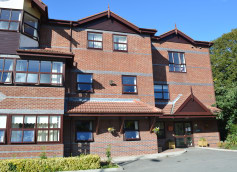 Chorlton Place Care Home, Chorlton, Manchester, Greater Manchester