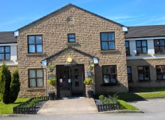 Avalon Park Care Home Dove Street Salam Oldham Greater