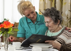 Thornton Lodge Care and Nursing Home, Salford, Greater Manchester