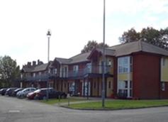 Mariners Park Care Home, Wallasey, Merseyside