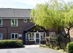 Aaron Crest Care Home, Skelmersdale, Lancashire