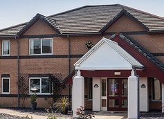 Dove Court Care Home Burnley Lancashire