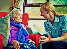 Peel Gardens Nursing Home, Colne, Lancashire
