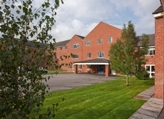 Green Park Care Home Warrington Cheshire