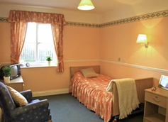 Amber Court Care Home, Blackpool, Lancashire
