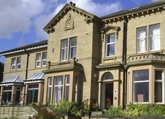 Hazel Bank Nursing Home, Heaton, Bradford, West Yorkshire