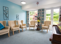 Woodfield Grange Nursing Home, Halifax, West Yorkshire