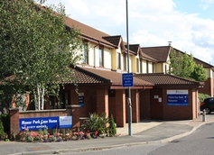 Manor Park Care Home Castleford West Yorkshire