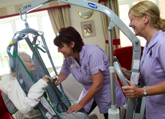 Donwell House Nursing Home, Washington, Tyne & Wear