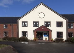 Riverside Court Care Home, Maryport, Cumbria