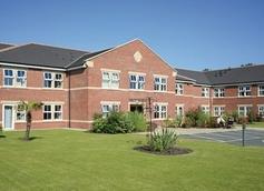 St Georges Hall & Lodge, Darlington, Durham