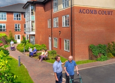 Acomb Court Care Home