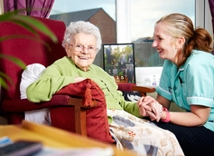 Hillcrest Residential and Nursing Home, Alnwick, Northumberland