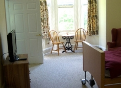 Bush House Care Home, Pembroke, Pembrokeshire