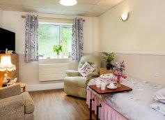 Ty Eirin Care Home, Porth, Rhondda, Cynon, Taff