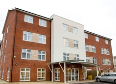 Shire Hall Care Home, Cardiff, Cardiff