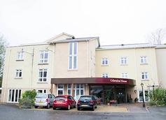 Gibraltar House Nursing Home, Monmouth, Monmouthshire
