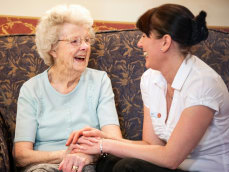 Trafalgar Park Care Home, Treharris, Caerphilly