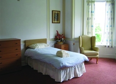 Lennel House Homes Care Centre, Coldstream, Scottish Borders