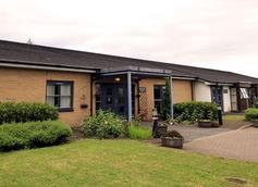 Hillview Court Nursing Home, Alloa, Clackmannanshire
