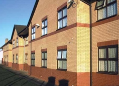 Allander Court Care Home, Possilpark, Glasgow, Glasgow City