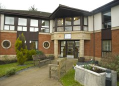 Baillieston Care Home, Glasgow, Glasgow City