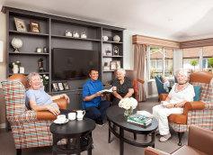 Birdston Nursing Home, Glasgow, Dunbartonshire