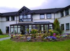 Canniesburn Nursing Home, Glasgow, Dunbartonshire