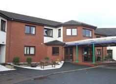 Whitehills Care Home, Glasgow, Lanarkshire