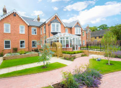Byron House Care Home Aylesbury Buckinghamshire
