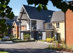 Chaucer House Care Home Canterbury
