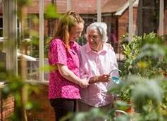 Penhurst Gardens Care Home, Chipping Norton, Oxfordshire