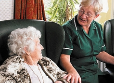 Ravenhill Nursing Home, Carrickfergus, County Antrim