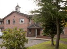 Rosevale Lodge Care Home Garden Rose Vale 173 Moira Road
