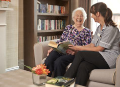 Chiltern Grange Care Home, High Wycombe, Buckinghamshire