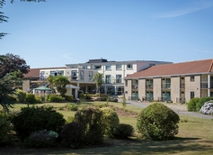 Silver Springs Care Home, Jersey, Jersey