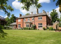 Nowton Court Village, Bury St Edmunds, Suffolk