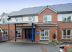 Phoenix House Hospital, Welshpool, Powys